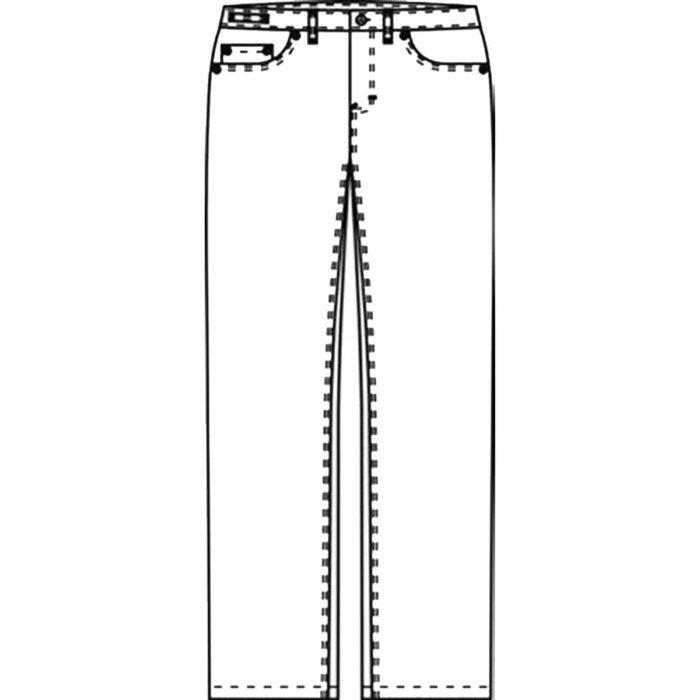 für die schlanke FigurArtikelnummer: K-105038100-N64% Polyester - 33% Baumwolle - 3% Elastolefin285 g/m²✓ Schmale Oberschenkel und Hüften✓ Gürtelschlaufen✓ Zwei Schrägtaschen vorne✓ Zwei Gesäßtaschen✓ Taille ist größer als normal✓ Taille ist niedriger geschnittenOptionale Beinlängen:105038102 - Schrittlänge + 10 cm