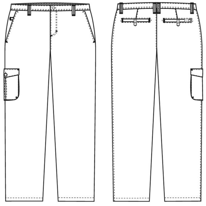 + 10 cmArtikelnummer: K-105099202-N65% Polyester - 35% Baumwolle210 g/m²✓ Extra + 10 cm Schrittlänge✓ Mittlere Bundhöhe✓ Innenliegender und justierbarer Gummizug✓ Oberschenkeltasche mit Verschluß✓ StrapazierfähigOptionale Beinlänge:105099200 - Schrittlänge normal