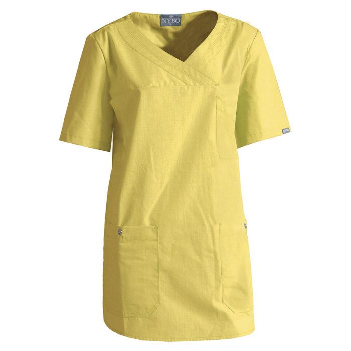 K-147037920-70-S-N Nybo Schlupfhemd gelb