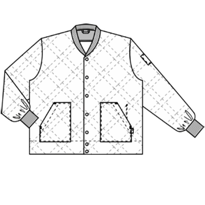NierenschutzArtikelnummer: K-401002100-N65% Polyester - 35% Baumwolle380 g/m²✓ Nierenschutzklappe mit drei Druckknöpfen✓ Rippbündchen im Hals- und Ärmelbereich✓ Große Einstecktaschen✓ Innentasche links✓ Verschließbar mit Druckknöpfen
