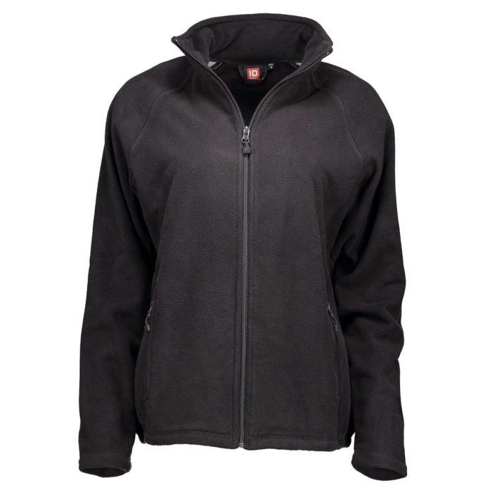 K-58050-575-0-0-34-3XL-K  Kentaur Fleece-Cardigan